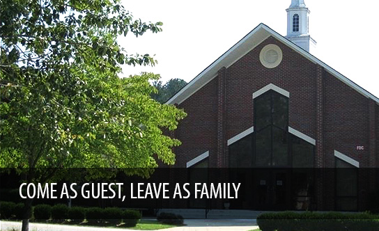 Come as Guest, Leave as Family